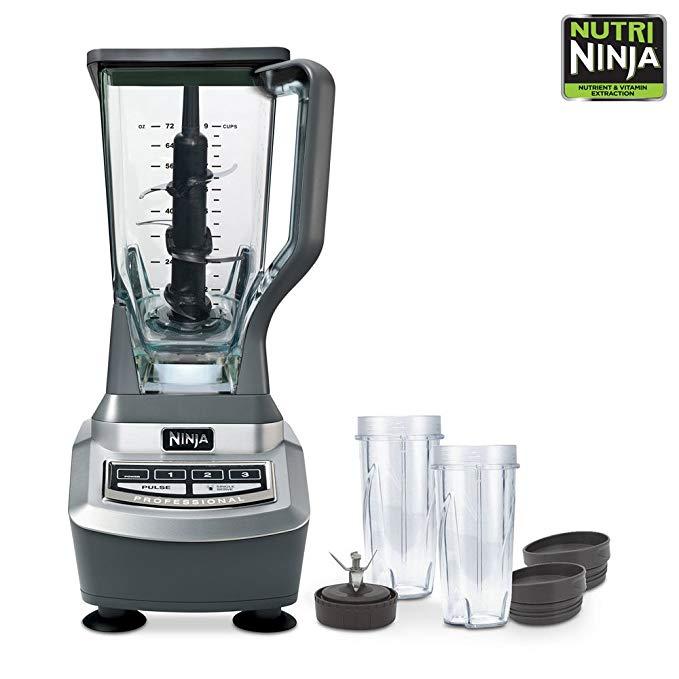 Ninja Professional Blender - 1100 watts Professional Performance Power - BL740 (Certified Refurbished)