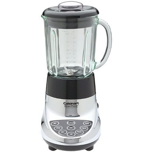 Cuisinart SPB-7CHFR SmartPower 7-Speed Electronic Blender, Chrome (Certified Refurbished)