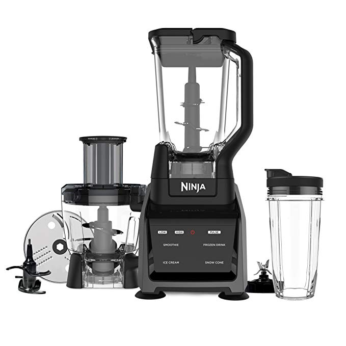 Ninja Intelli-Sense Kitchen System, Black (Certified Refurbished)