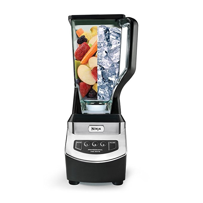 Ninja Professional Blender NJ600WM30, 72 Ounce