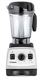 Vitamix Next Generation Blender, Professional-Grade, 64oz. Low-Profile Container, White (Certified Refurbished)