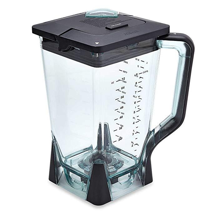 Ninja® 72-Ounce Pitcher with Lid for Ninja® BL771 MEGA Kitchen System™ 1500