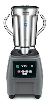 Waring Commercial CB15 Food Blender with Electronic Keypad, 1-Gallon