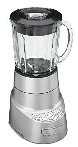 Cuisinart SPB-600FR SmartPower Deluxe Die Cast Blender, Stainless (Certified Refurbished)