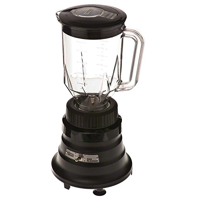 Waring (BB150) -48 oz Two-Speed Bar Good Quality Blender Black