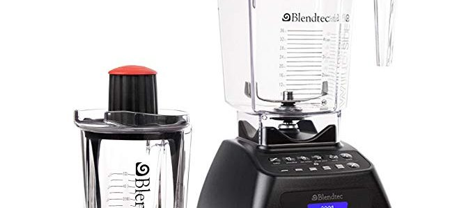 Blendtec 9001026 Signature Series Blender with Wildside and Twister Jar, Black Review